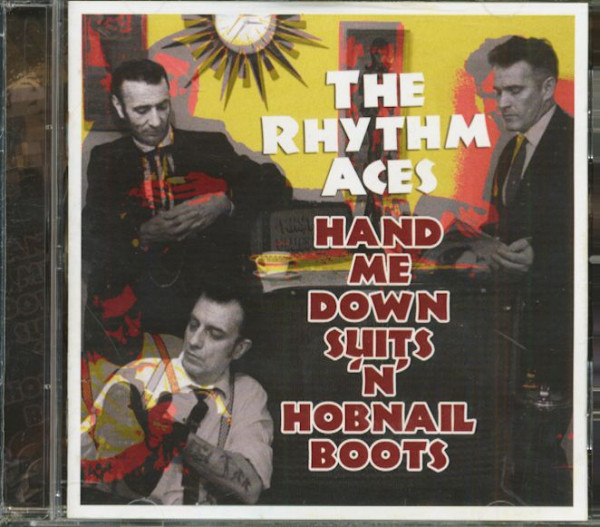 Hand Me Down Suits 'n' Hobnail Boots (CD)