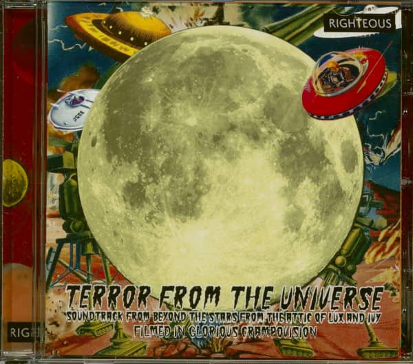 Terror From The Universe (CD)