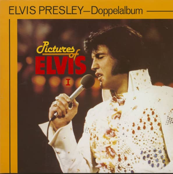Pictures Of Elvis, Vol.1 And Vol.2 (2-LP)