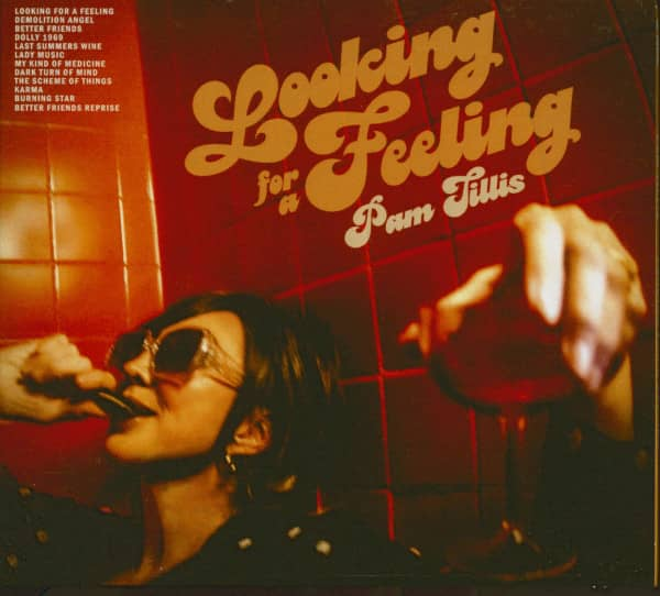 Looking For A Feeling (CD)