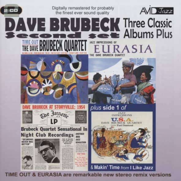 Three Classic Albums plus (2-CD)