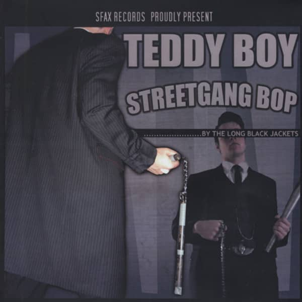Teddy Boy Street Gang Bop