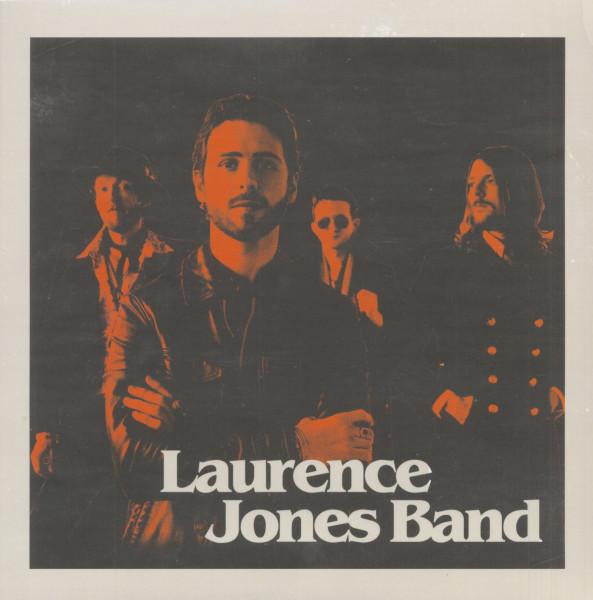 Laurence Jones Band (LP)