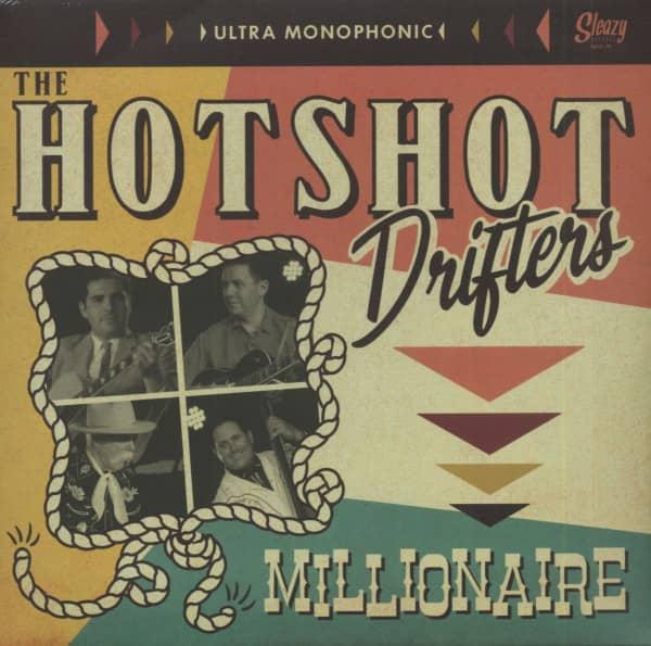 Millionaire (LP, 10inch)