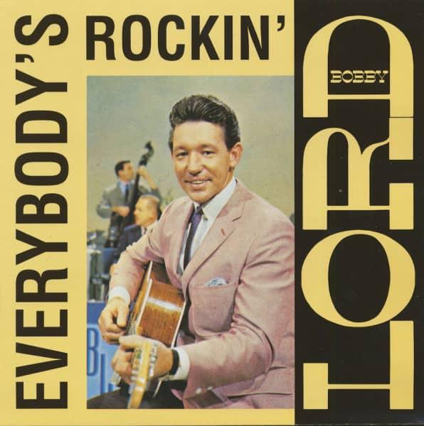 Everybody's Rockin' (LP)