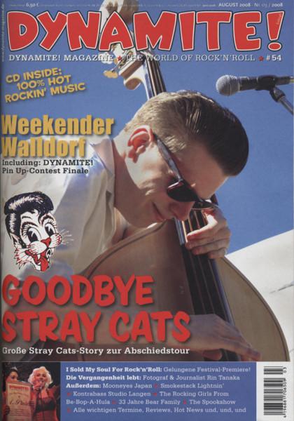 Nr.54 (2008-3) - Magazin & CD