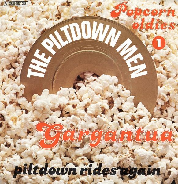 Gargantua - Rides Again 7inch PS