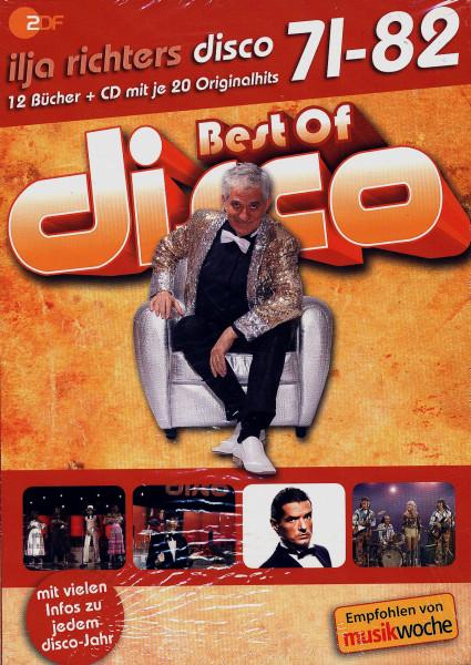 Best Of Disco 71-82 (12 CDs + Buch)