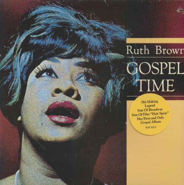Gospel Time (LP, Cut-Out)