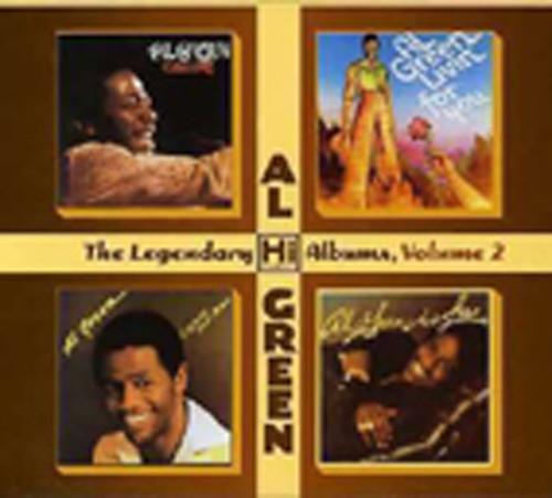 Vol.2, The Legendary Hi-Records Album