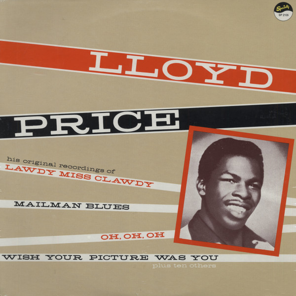 His Original Recordings (1958) re Vinyl-LP