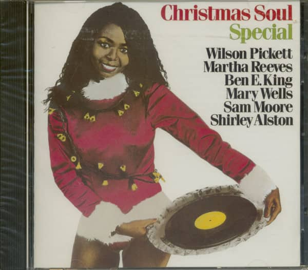 Christmas Soul Special (CD)