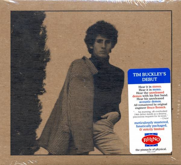 Tim Buckley - Limited Deluxe Edition - (2-CD)