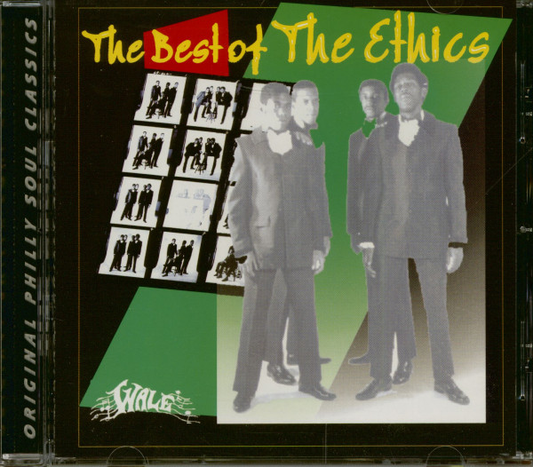 The Best Of The Ethics (CD)
