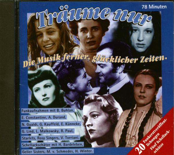 Träume nur (CD)