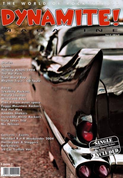 Nr.41 - Magazin & limited Single