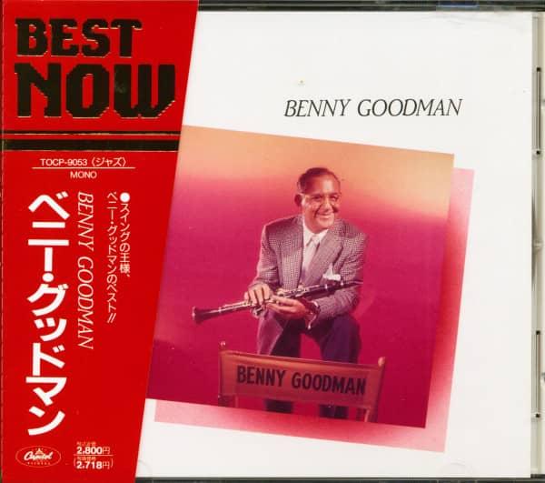 Best Now (CD, Japan)