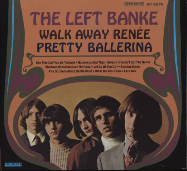 Walk Away Renee - Pretty Ballerina