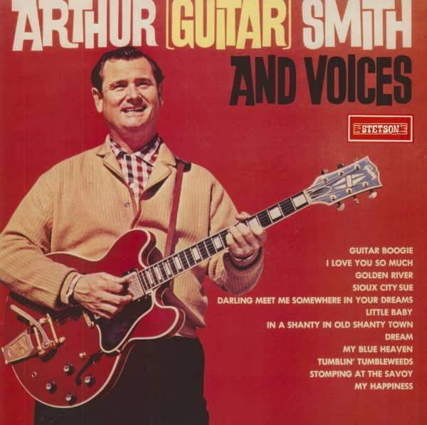 Arthur (Guitar) Smith And Voices (Vinyl)