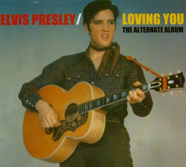 Loving You - The Alternate Album (CD)
