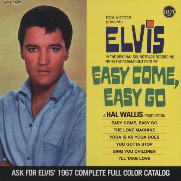 Easy Come, Easy Go...plus - Digipac