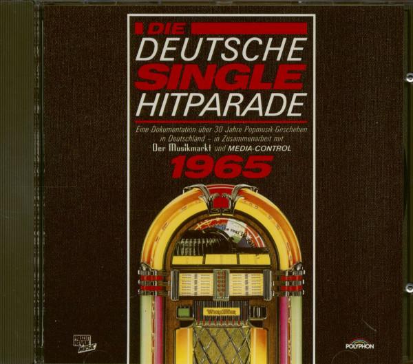 Die Deutsche Single Hitparade 1965 (CD)