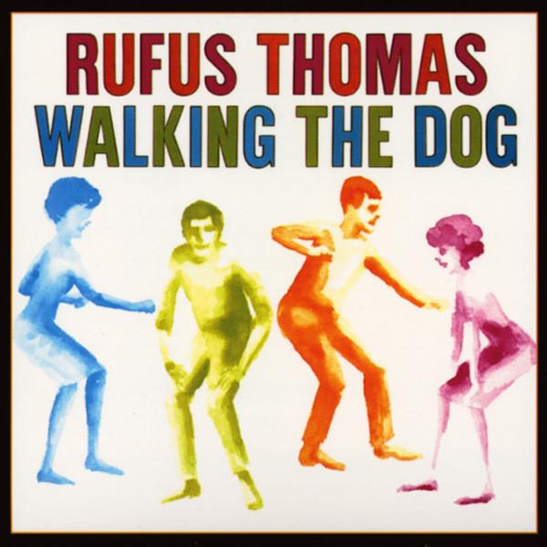 Walking The Dog (CD)