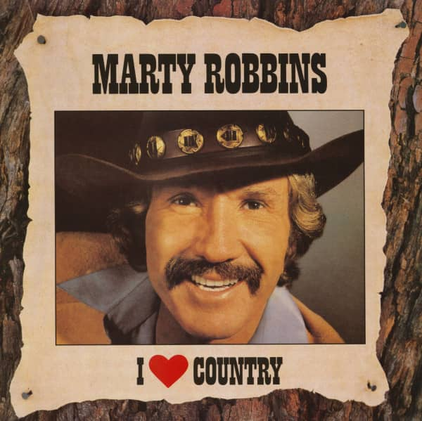 I Love Country (LP)