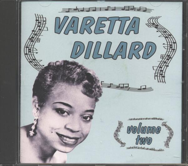 Varetta Dillard Vol.2 (CD)