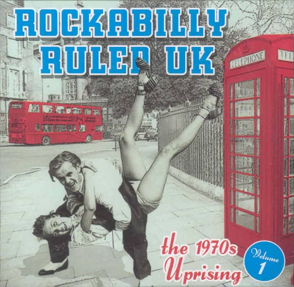 Rockabilly Ruled UK, Vol.1