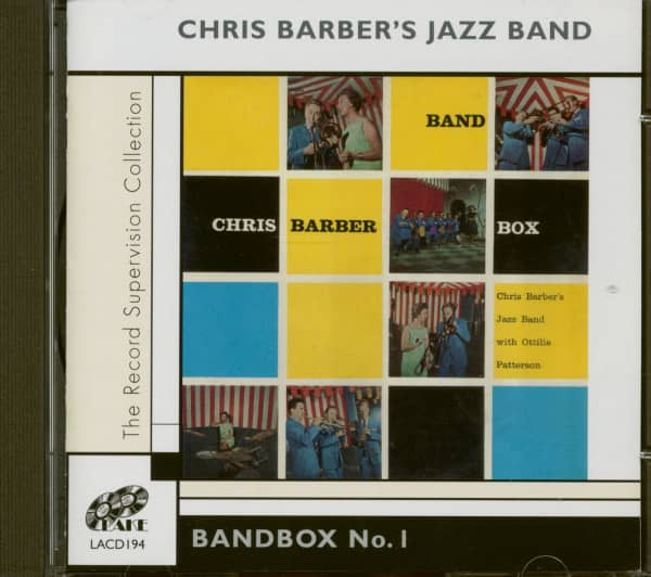 Bandbox No.1 (CD)