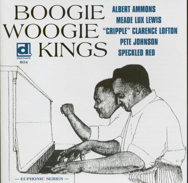 Boogie Woogie Kings (CD)
