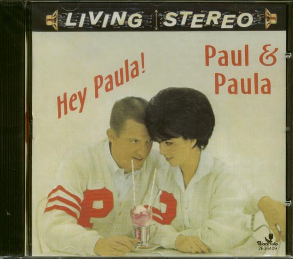 Hey Paula! (CD)