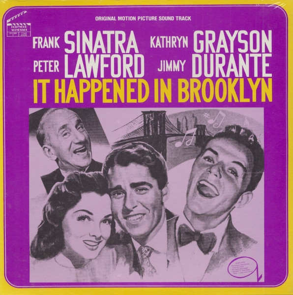 It Happened In Brooklyn - Original Soundtrack (LP)