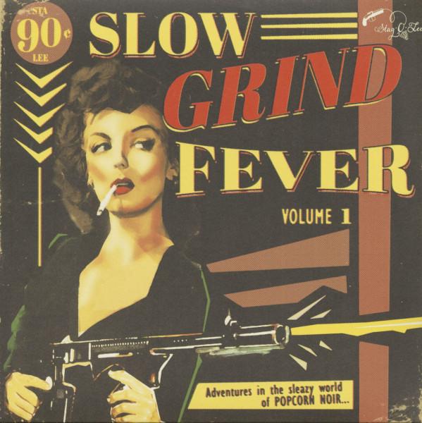 Slow Grind Fever Vol.1 (LP)