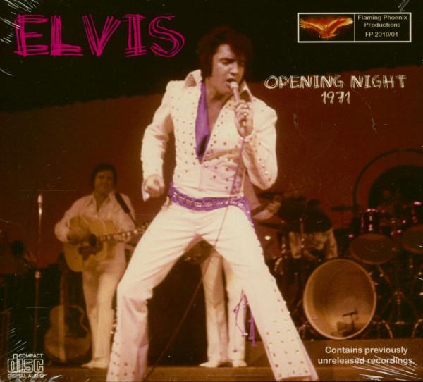 Opening Night 1971 (CD)