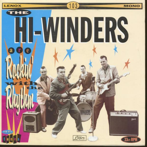 Rockin' With The Rhythm (LP, 10inch)