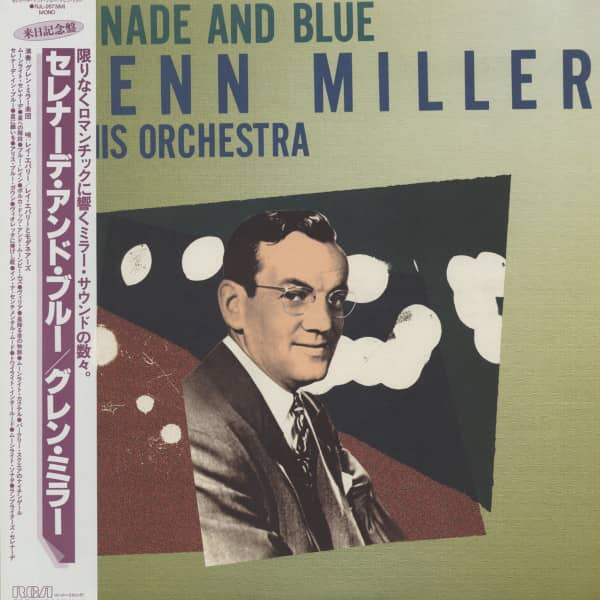 And His Orchestra - Serenade And Blue (Japan Vinyl-LP)