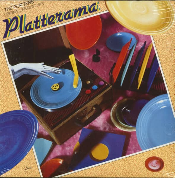 Platterama - Original Greatest Hits (LP)