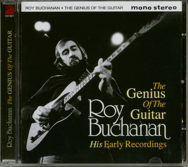 The Genius Of The Guitar - His Early Recordings (2-CD)