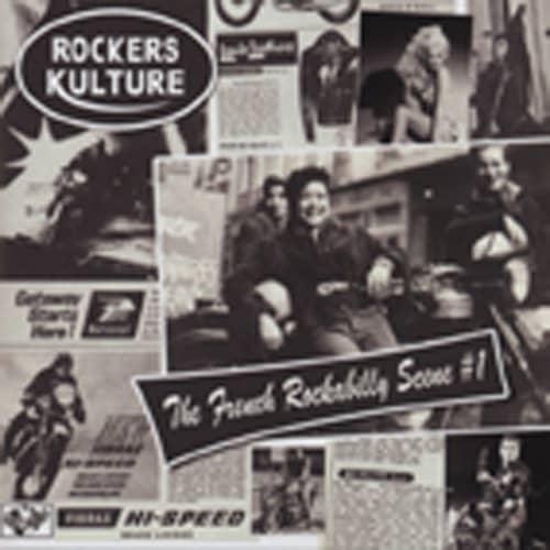 Rockers Culture - French Rockabilly Scene #1