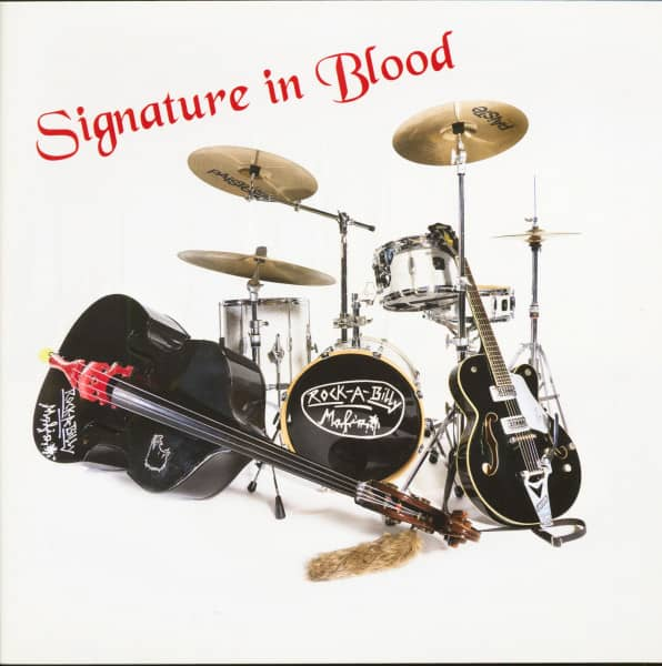 Signature In Blood (LP)