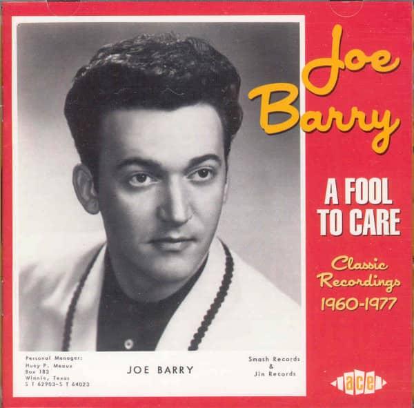 A Fool To Care (2-CD) Classic Rec.1960-77