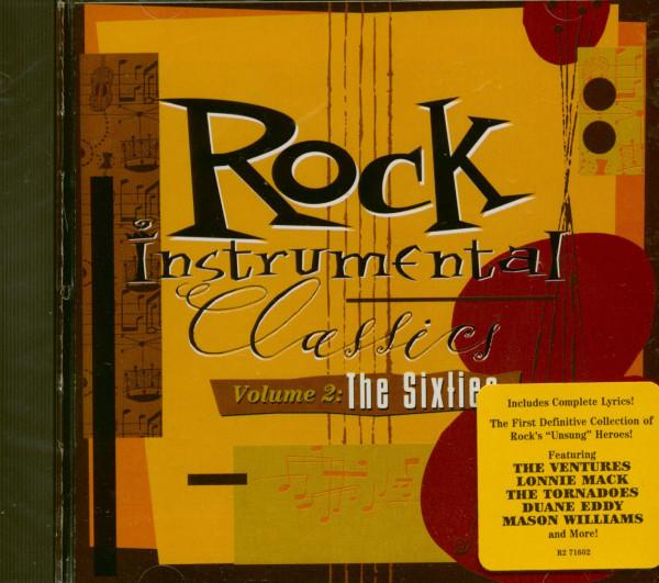 Rock Instrumental Classics - The 60s Vol.2 (CD)