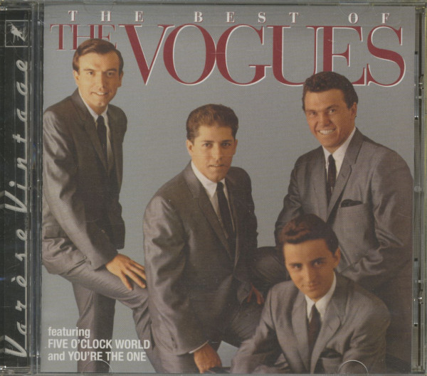 The Best Of The Vogues (CD)