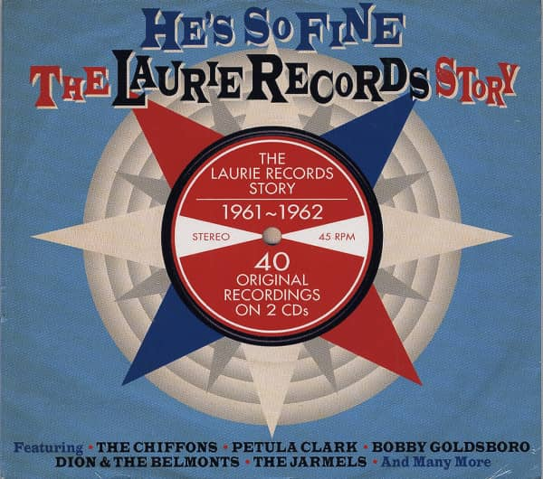He's So Fine - Laurie Records Story (2-CD)