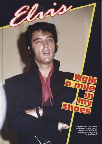 Walk A Mile In My Shoes (&CD) Arjan Deelen...