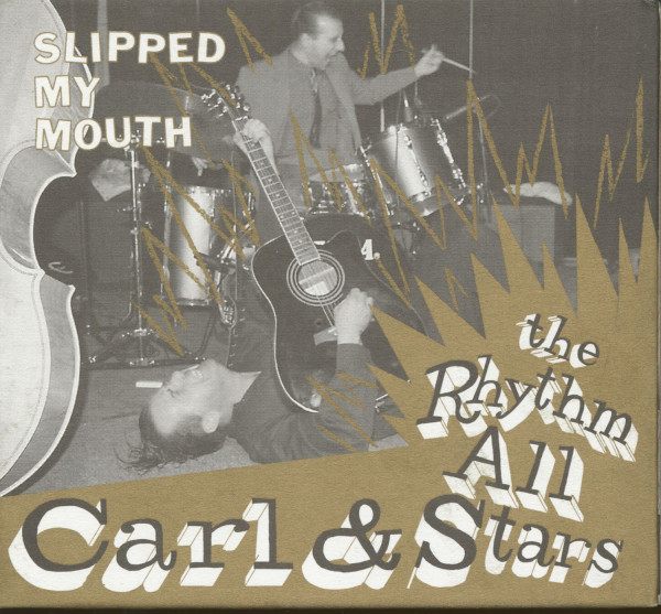 Slipped My Mouth (CD)