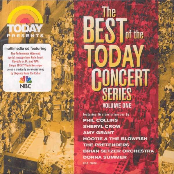 Today Concert Series Vol.1