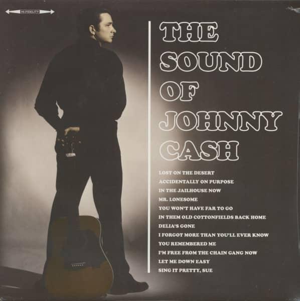 The Sound Of Johnny Cash (LP, 180g Vinyl)
